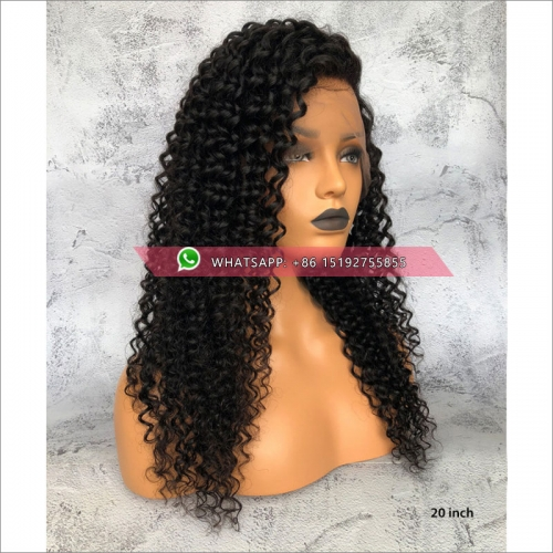 SUNRISEWIGS  Curly lace front wigs with baby hair brazilian hair,virgin remy hair lace front human hair wigs pre plucked,13x6inches,13x4inches